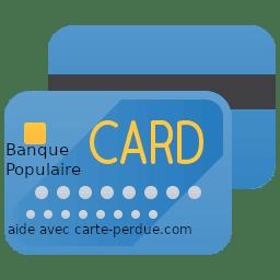 Banque Populaire : Carte perdue ou volée