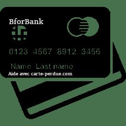Bforbank Carte perdue ou volée : comment faire ?