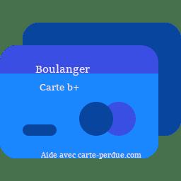 Boulanger Carte Perdue