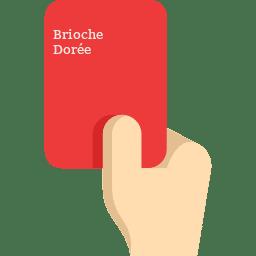 Brioche dorée Carte Perdue