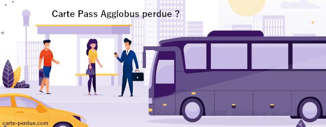 Carte Agglobus Perdue