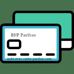 Carte Bnp Paribas perdue ou volée