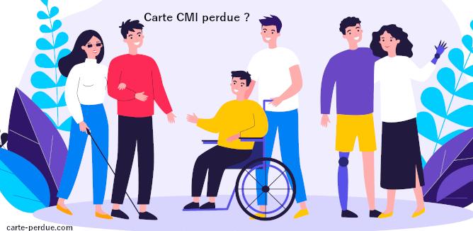 Carte Cmi Perdue, que faire ?