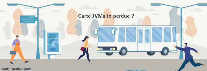 Carte Jvmalin Perdue, comment procéder ?