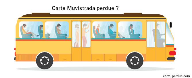 Carte Muvistrada Perdue, que faire ?