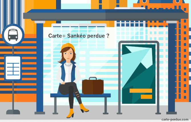 Carte Sankeo Perdue, que faire ?