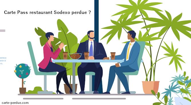 Carte Sodexo Perdue, comment procéder ?