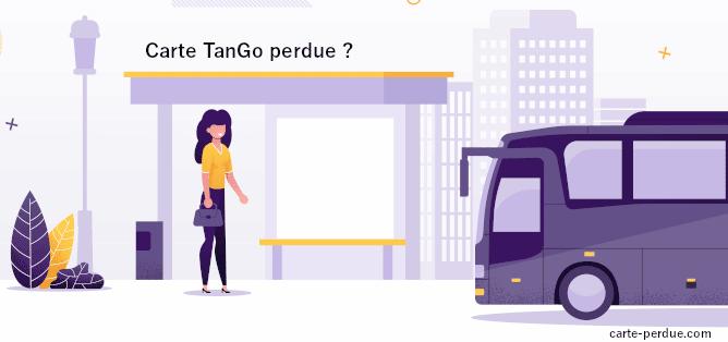 Carte Tango Perdue, que faire ?