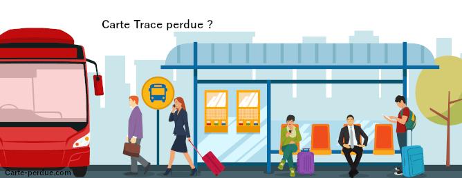 Carte Trace Perdue, comment procéder ?