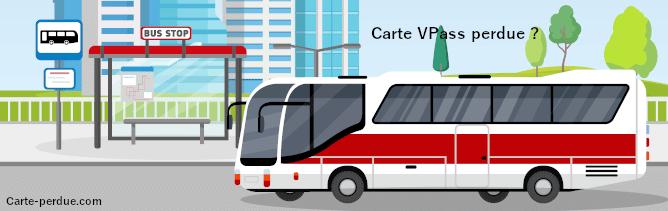 Carte Vpass Perdue, que faire ?