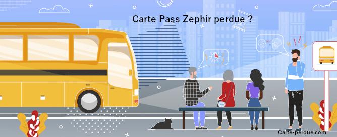 Carte Pass Zephir Perdue
