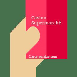 Casino Carte Perdue