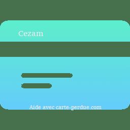 Cezam Carte Perdue