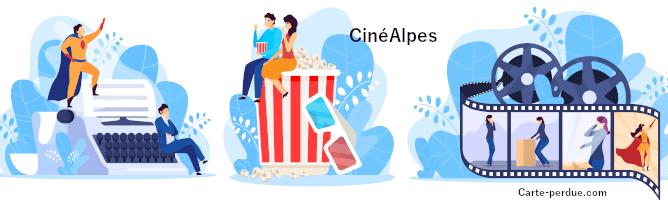 Cinealpes Carte Perdue, que faire ?