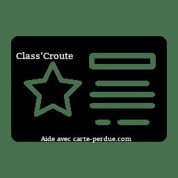 Class'Croute Carte Perdue