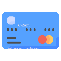 Czam Carte perdue ou volée
