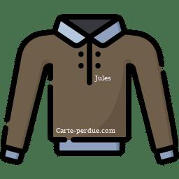 Jules Carte Perdue