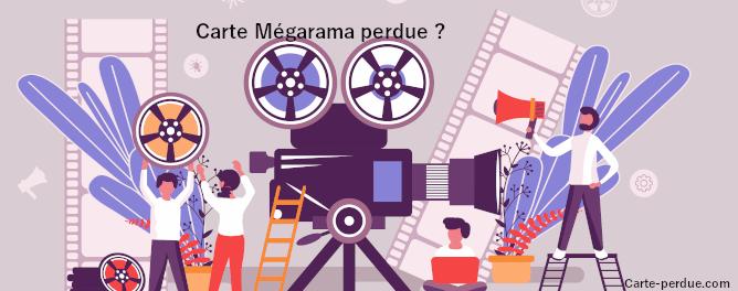 Megarama Carte Perdue, que faire ?