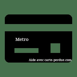 Metro Carte Perdue