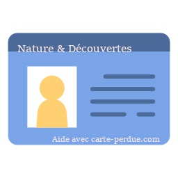 Nature Decouvertes Carte