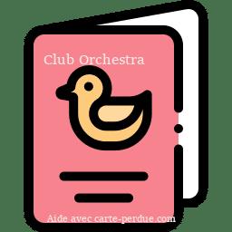 Orchestra Carte Perdue