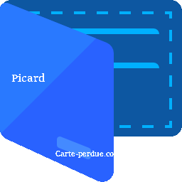 Picard Carte Perdue