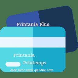 Printemps Carte Perdue