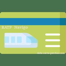 Ratp Carte perdue ou volée